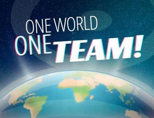 ONE WORLD ONE TEAM